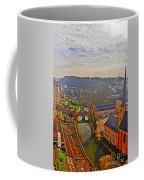 Sunrise In Old Town Coffee Mug