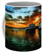 Sunrise In San Francisco Coffee Mug