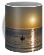Sunrise In Stone Harbor New Jersey Coffee Mug