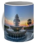 Sunrise In The Lowcountry Coffee Mug