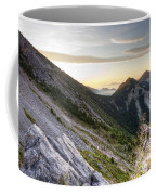 Sunrise In The Pyrenean Catalonia Coffee Mug