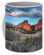 Sunrise Of The Gods Coffee Mug