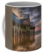 Sunrise Old Orchard Beach Coffee Mug