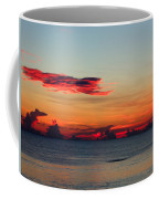 Sunrise On A Cloudy Morn Coffee Mug
