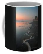 Sunrise On Daytona Coffee Mug