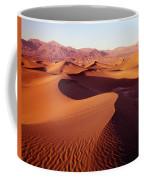 2a6856-sunrise On Death Valley Coffee Mug