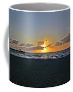 Sunrise On Deerfield Beach Coffee Mug