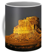Sunrise On Fajada Butte Coffee Mug