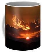 Sunrise On Fire Coffee Mug