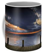Sunrise On Key Islamorada In The Florida Keys Coffee Mug