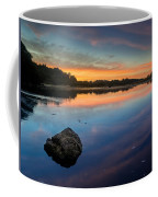 Sunrise On Little River Coffee Mug