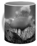 Sunrise On Mount Whitney Eastern Sierras California Coffee Mug