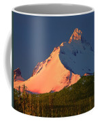 1m5306-sunrise On Mt. Washington Coffee Mug