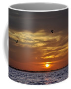 Sunrise On Tampa Bay Coffee Mug