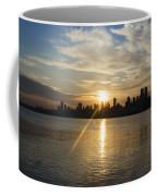 Sunrise On The Big Apple Coffee Mug