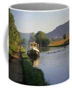 Sunrise On The Burgundy Canal Coffee Mug