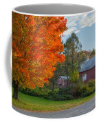 Sunrise On The Farm Coffee Mug