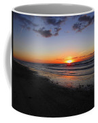 Sunrise On The Gulf Coffee Mug