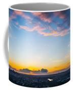 Sunrise On The Horizon Coffee Mug