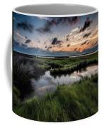 Sunrise On The Marsh Coffee Mug