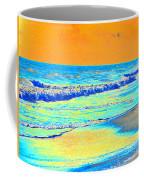 Sunrise On Tybee Island - Photopower 170 Coffee Mug