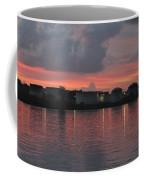Sunrise Over Cape Fear River Coffee Mug
