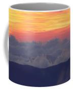 Sunrise Over Clingmans Dome, Great Coffee Mug