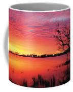 Sunrise Over Coongee Lakes Coffee Mug