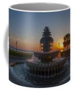 Sunrise Over Downtown Charleston  Coffee Mug