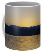 Sunrise Over Lough Eske And The Bluestack Mountains Coffee Mug