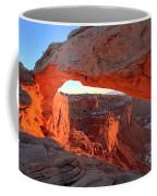 Sunrise Paint Coffee Mug
