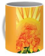 Sunrise Roses Coffee Mug