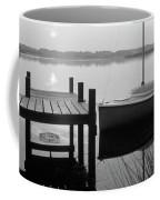 Sunrise Sail Boat Coffee Mug