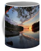 Sunrise Seat - Millinocket Lake Coffee Mug