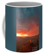 Sunrise Storm Point Imperial North Rim Grand Canyon Np Arizona Coffee Mug