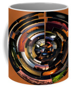 Sunrise Sunsets Polar View Coffee Mug