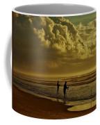 Sunrise Surf Fishing Coffee Mug