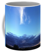 Sunrise White Cloud Coffee Mug