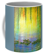 Sunrise With Water Lilies Coffee Mug