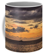 Romantic Sunset Adventure Coffee Mug