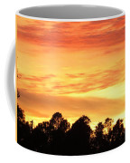 Sunset And Beautiful Clouds Coffee Mug