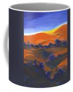 Sunset And Shadow Coffee Mug