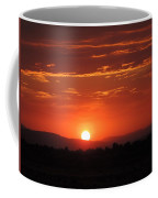 Sunset Antelope Valley B 7-28-2014 Coffee Mug