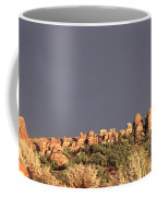 Sunset  Arches National Park Coffee Mug