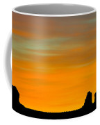 Sunset At Arches National Park Coffee Mug