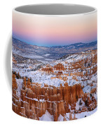Sunset At Bryce Canyon National Park Utah Coffee Mug
