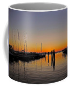 Sunset At Burlington Bay - Vermont Coffee Mug