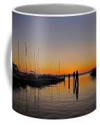 Sunset At Burlington Bay - Vermont Coffee Mug