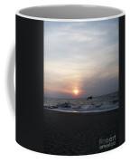 Sunset At Cape May Nj Coffee Mug