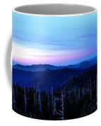 Sunset At Clingman's Dome Coffee Mug